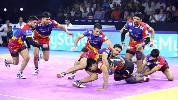 Yoddha finish third, to face Bulls in Eliminator 1