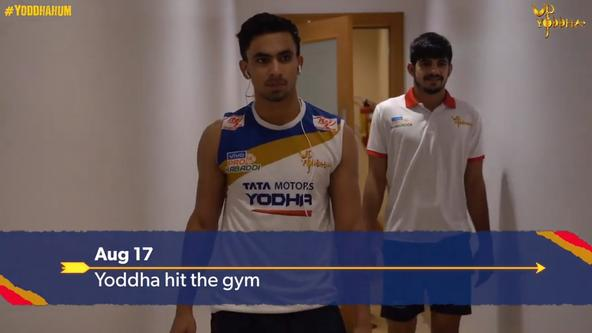 U.P. Yoddha's ProKabaddi 7 Journey | Episode 6
