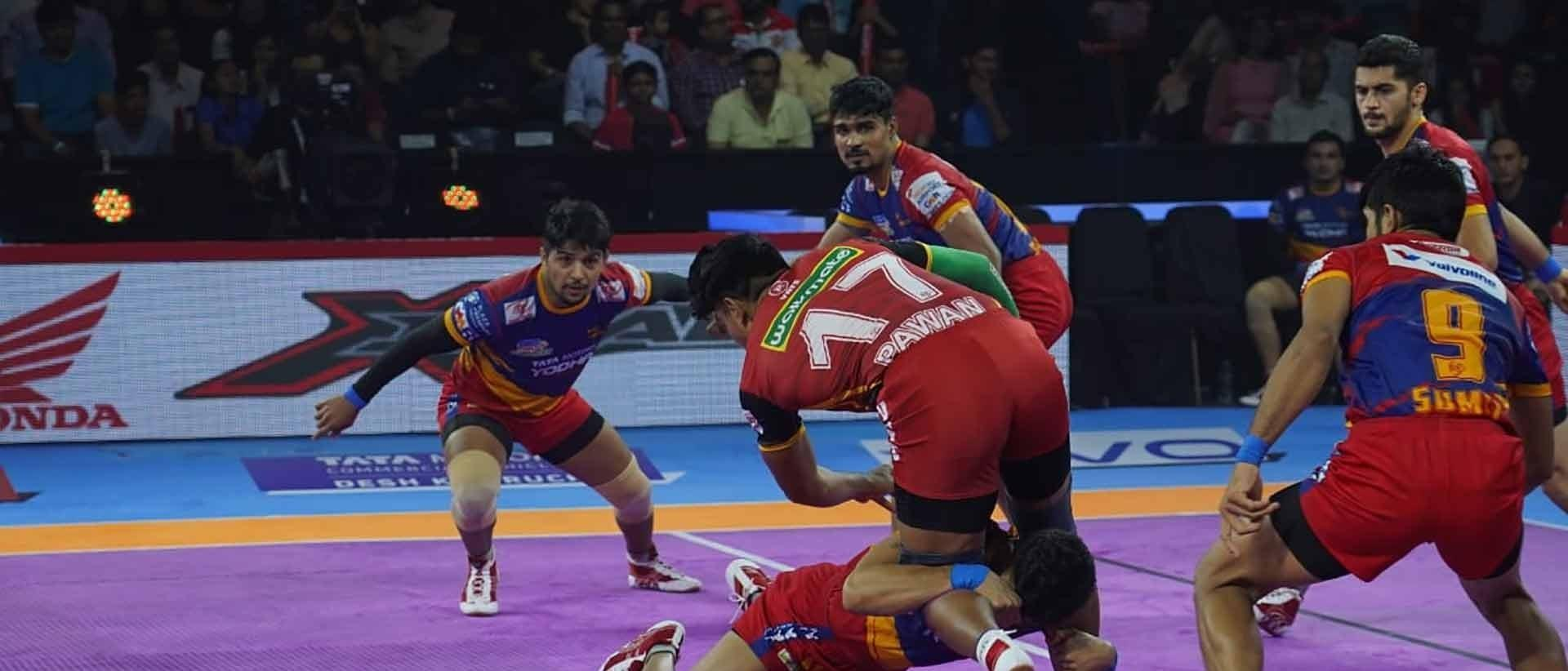 Shrikant, Monu power UP to victory over the Bulls