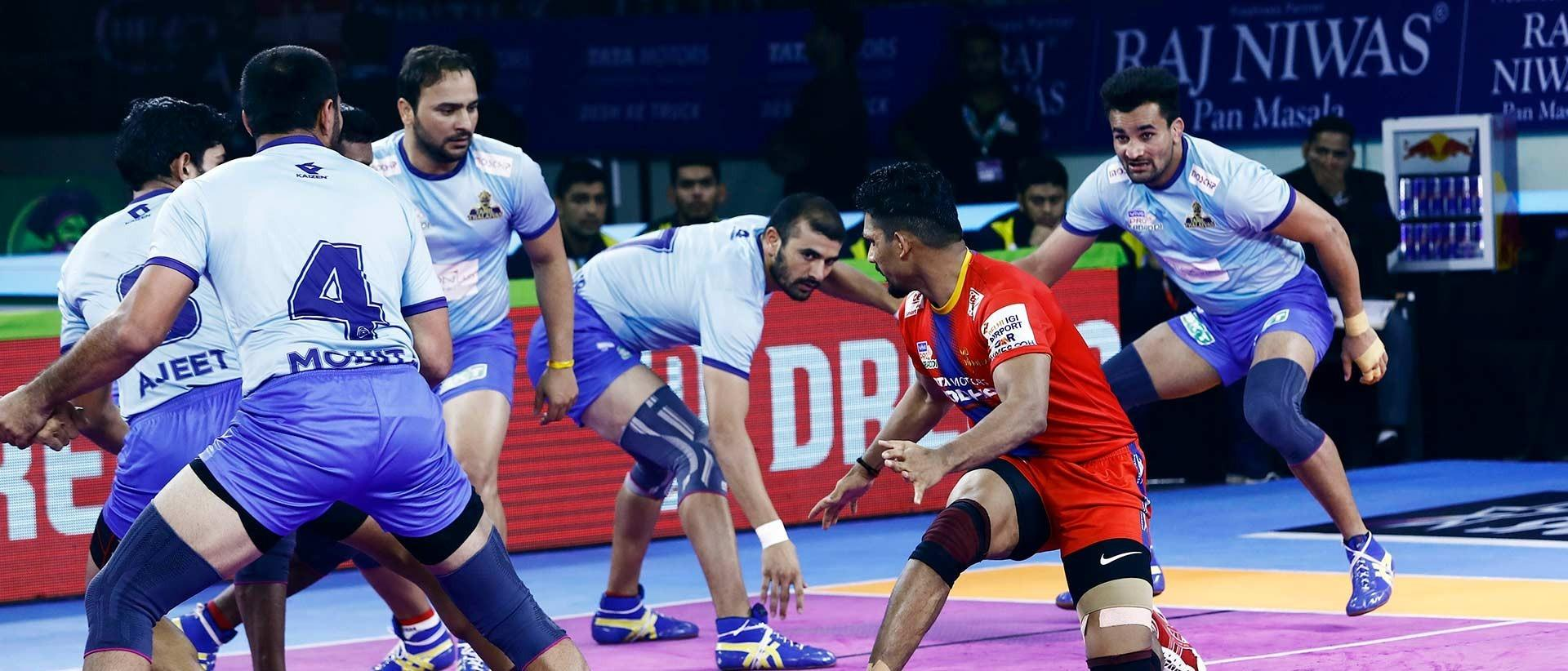U.P. Yoddha's neck-and-neck fight with Thalaivas ends with a tie