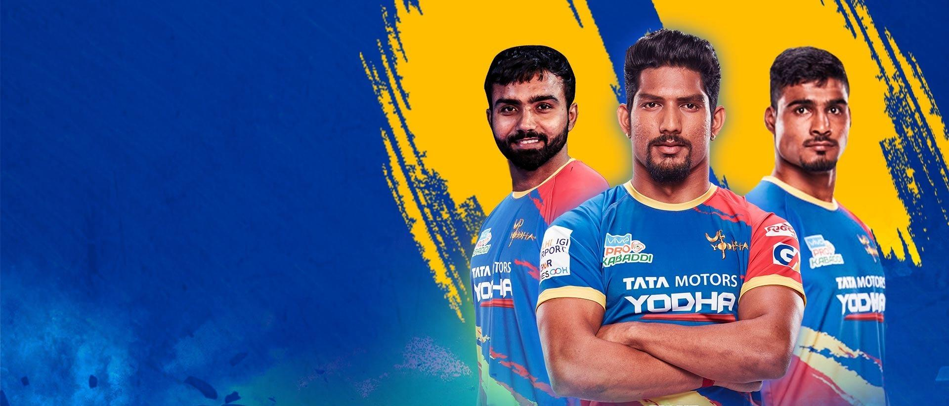 VIVO ProKabaddi Auction: A well-balanced, promising squad for Yoddha in 2019!