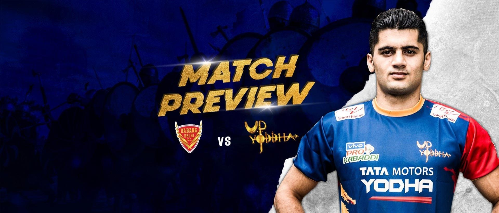 Dabang Delhi – next target for Yoddha