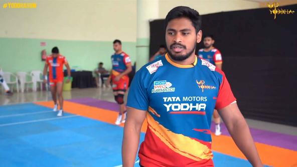U.P. Yoddha ProKabaddi 2019 Home Leg Preparations
