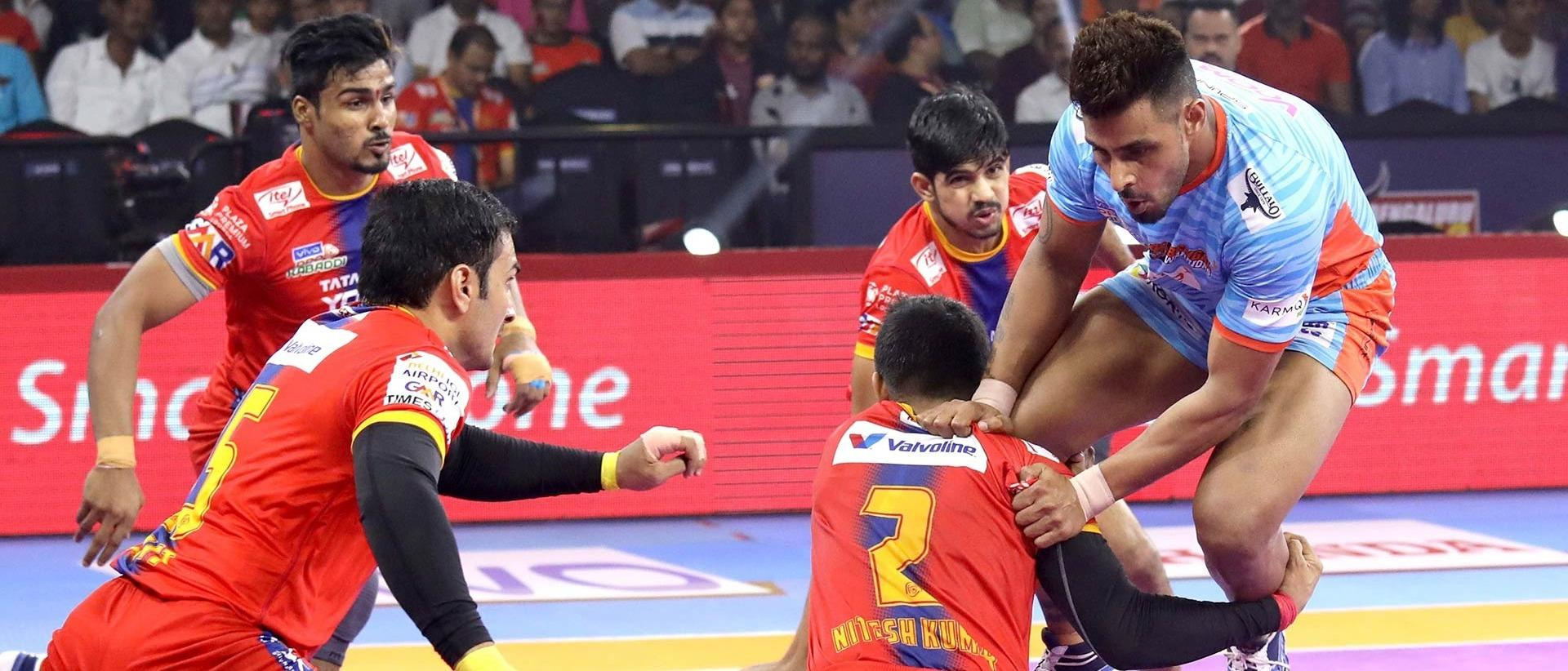 Nitesh roars back to form as Yoddha beat Warriors in Bengaluru
