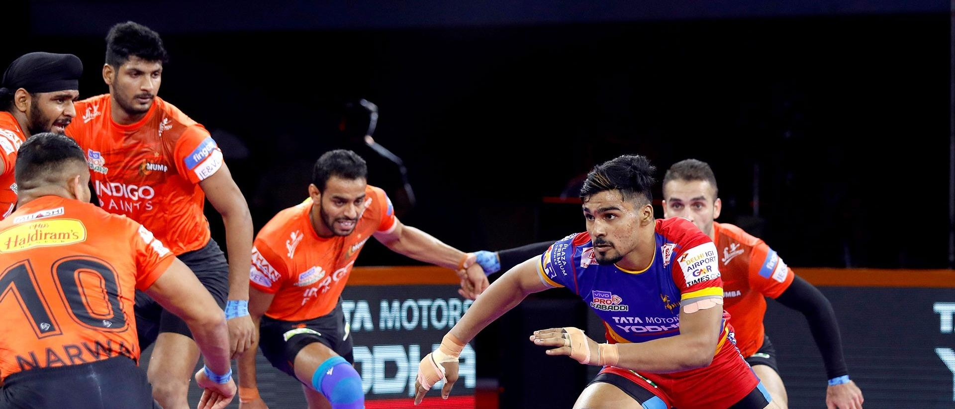 Yoddha lose to Mumba, end winning streak