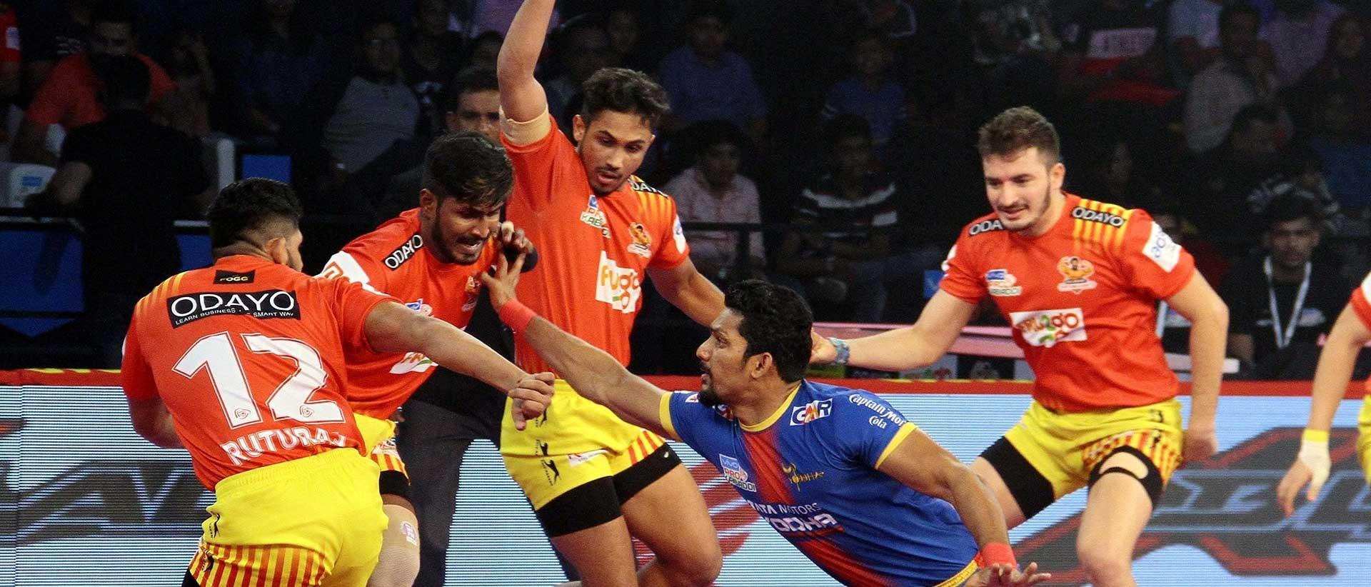Seeing UP Yoddha as champion is Rishank Devadiga's only aim for ProKabaddi 2019