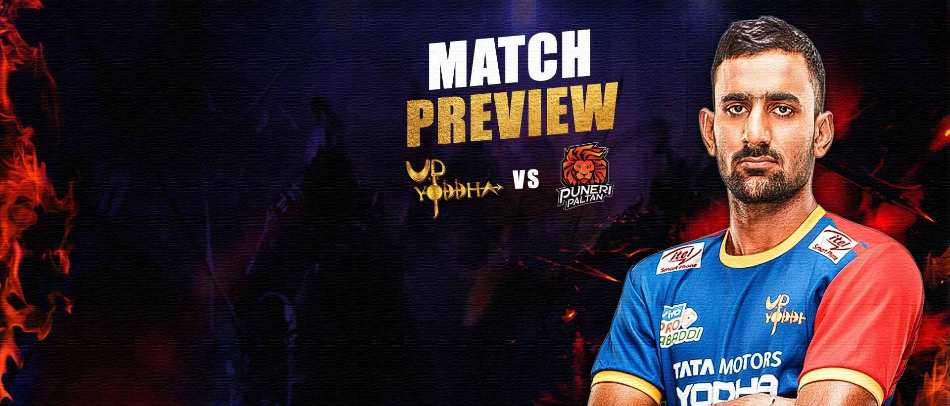 Yoddha hope to continue winning run against the Paltan in this Super Sunday encounter