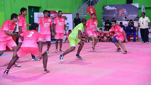 Hindustan Kabaddi League 2019 - Men's: A U.P. Yoddha initiative