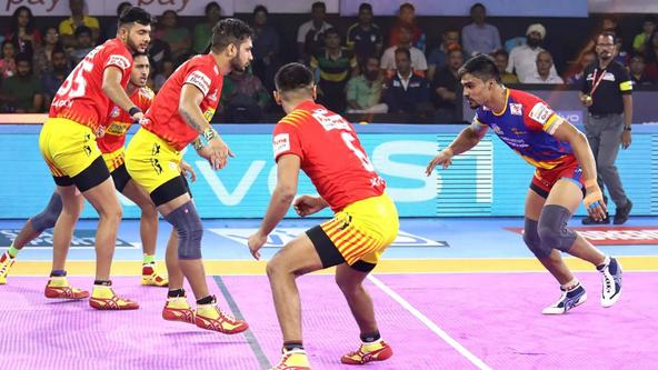 Yoddha make it 4-in-4 with win over Gujarat