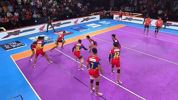 U Mumba vs U.P. Yoddha - Match Highlights | ProKabaddi 2019